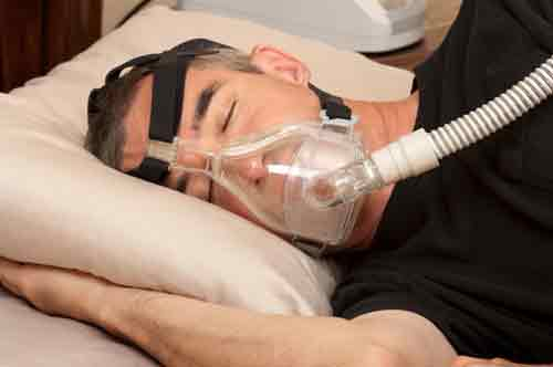 Sleep-Apnea-and-CPAP Sleep Apnea Symptoms And Treatment Options