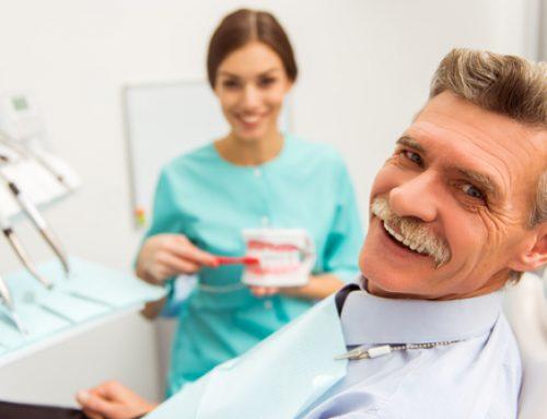 Proper Denture Care